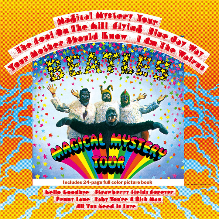 Lance's Blog: The Beatles: Magical Mystery Tour Revisited