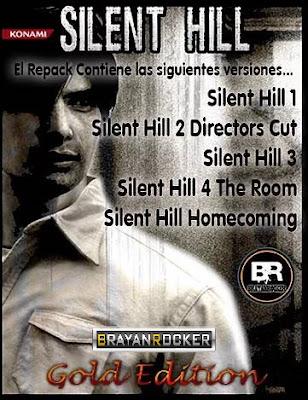 BRAYANROCKER  Silent Hill Gold Edition  Full Mega  1 Link  Multi ... 9bfaf1bc164