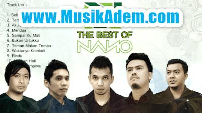 Download Lagu Nano Band Full Album Gratis