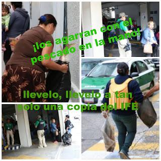 Rio revuelto ganancia de pescadores Priistas en Xalapa