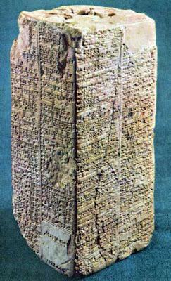 Lista de reis antediluvianos e pós-diluvianos