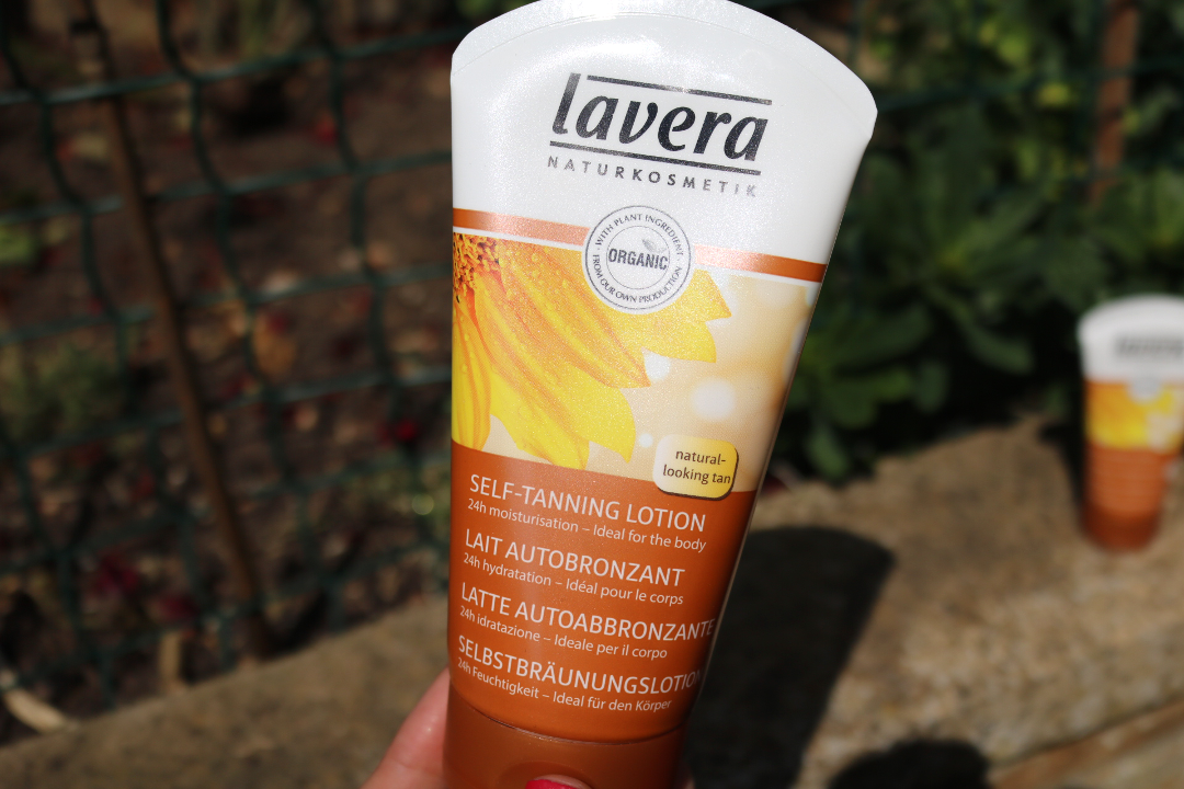 Lavera Self-Tanning Body Lotion review
