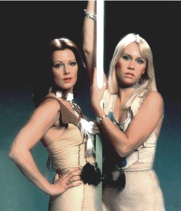 Call me, peterhero: 16) Two Naked Swedish Girls
