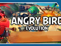 Angry Birds Evolution APK Premium + Data OBB v1.8.0 Terbaru for Android