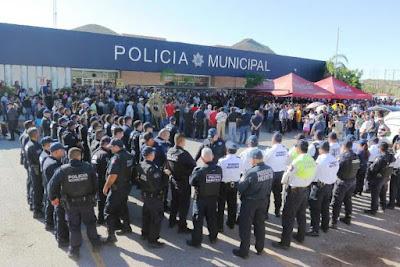 Les cobran en Guaymas gastos funerarios a familiares de policías asesinados