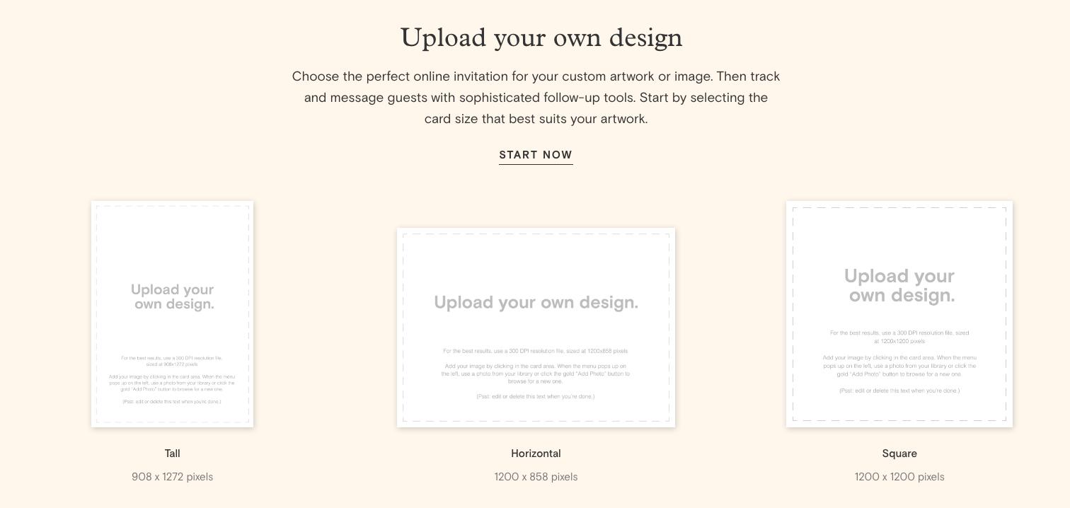 Vital Imagery Blog Online Invitations