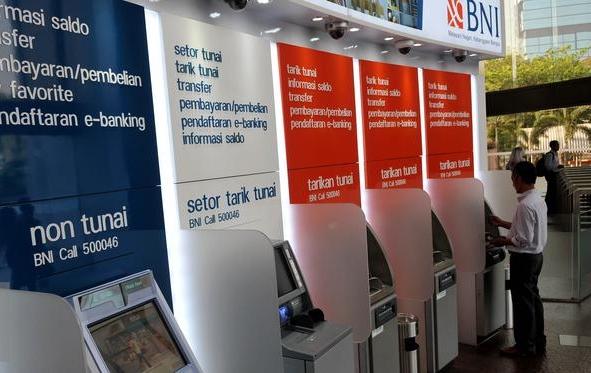 Lokasi ATM Setoran Tunai Bank BNI di Jakarta Pusat ...