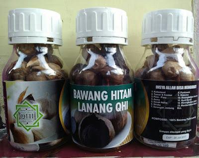 BAWANG LANANG HITAM