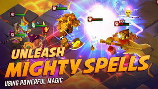 Legacy Quest Rise of Heroes Mod APK + OBB DATA v1.9.107