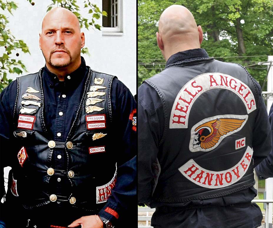 Hells Angels Boss Usa