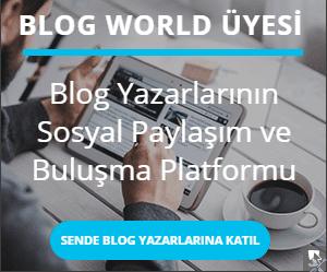 Blog World Paylaşım Üyesi