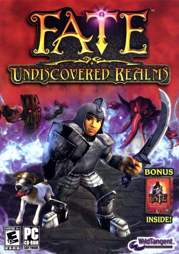 Fate Undiscovered Realms Download Cover Free Game