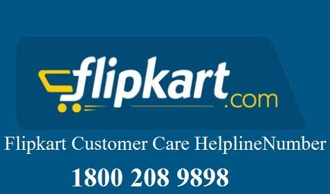 Flipkart Customer Care Helpline Number