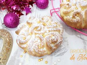 Petites brioches de Noël bouclettes