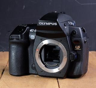 Olympus E5 Bekas