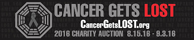 The Cancer Gets LOST Charity Auction Returns on 08.15.16