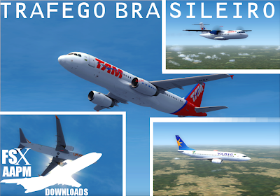 Airlines Blue: ICE AI Traffic 2 00-(Fsx)