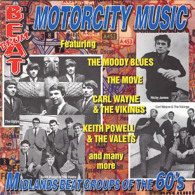 VA - Brum Beat Motorcity Music (Midlands Beat Groups Of The 60's)