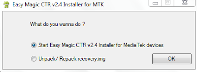 CWM Magic for MediaTek Smartphones and Tablet