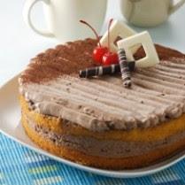 resep masakan kue coklat jeruk yang lezat