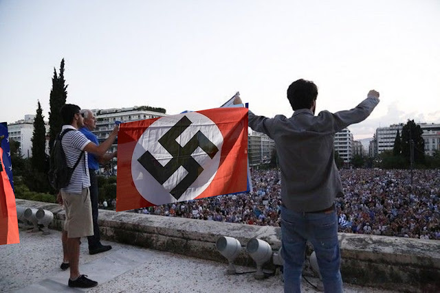 YES Hitlerism in Greece