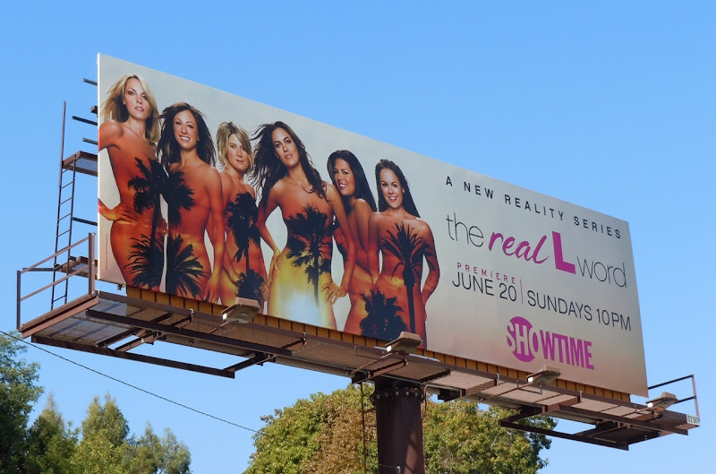 Real L Word season 1 billboard