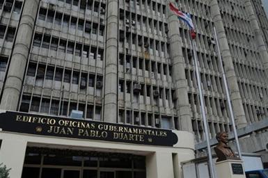 Periodista de monte plata ministerio de interior rechaza for De que se encarga el ministerio del interior