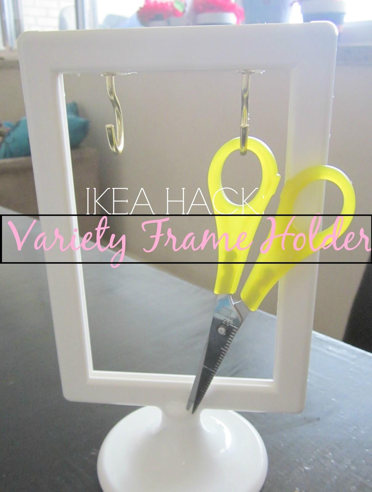 Ikea Hack Variety Frame Holder
