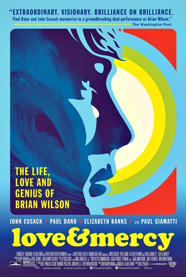 Póster: Love & Mercy