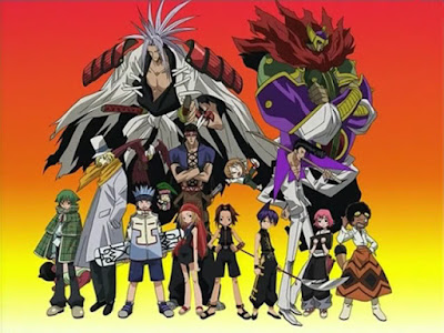 Download Anime Shaman King Full Episode Subtitle Indonesia [Batch] Lengkap