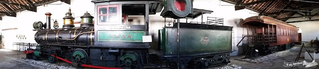 São João del-Rei, Caminho Velho, Estrada Real, Museu Ferroviário