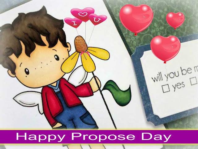latest propose day image