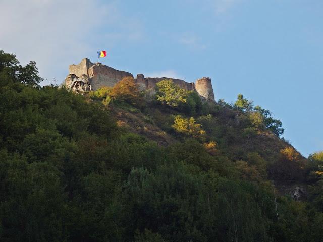 Cetatea Poienari, prawdziwa siedziba Draculi