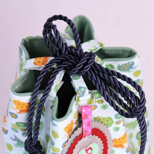 DIY Lunch Bag Sew Tutorial