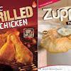 KFC Grilled Chicken dan Zuppa Soup