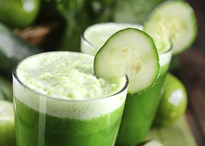 cucumber shake, weight loss