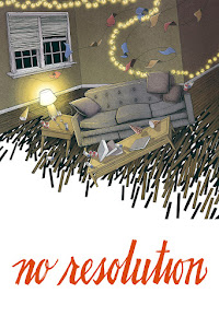 No Resolution Poster