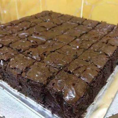 Tips Dapatkan Kedut Brownies Lebih Cantik