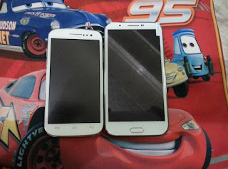 Phablet War: SKK Mobile Silver versus MyPhone A919i Duo
