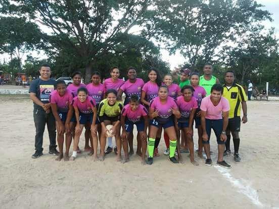 Grande final feminino! Com apoio do prefeito, vereador Darlan incentiva futebol na zona rural de Caxias