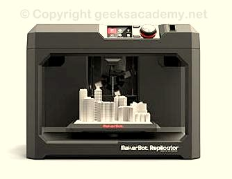 What is the future of 3D printing?