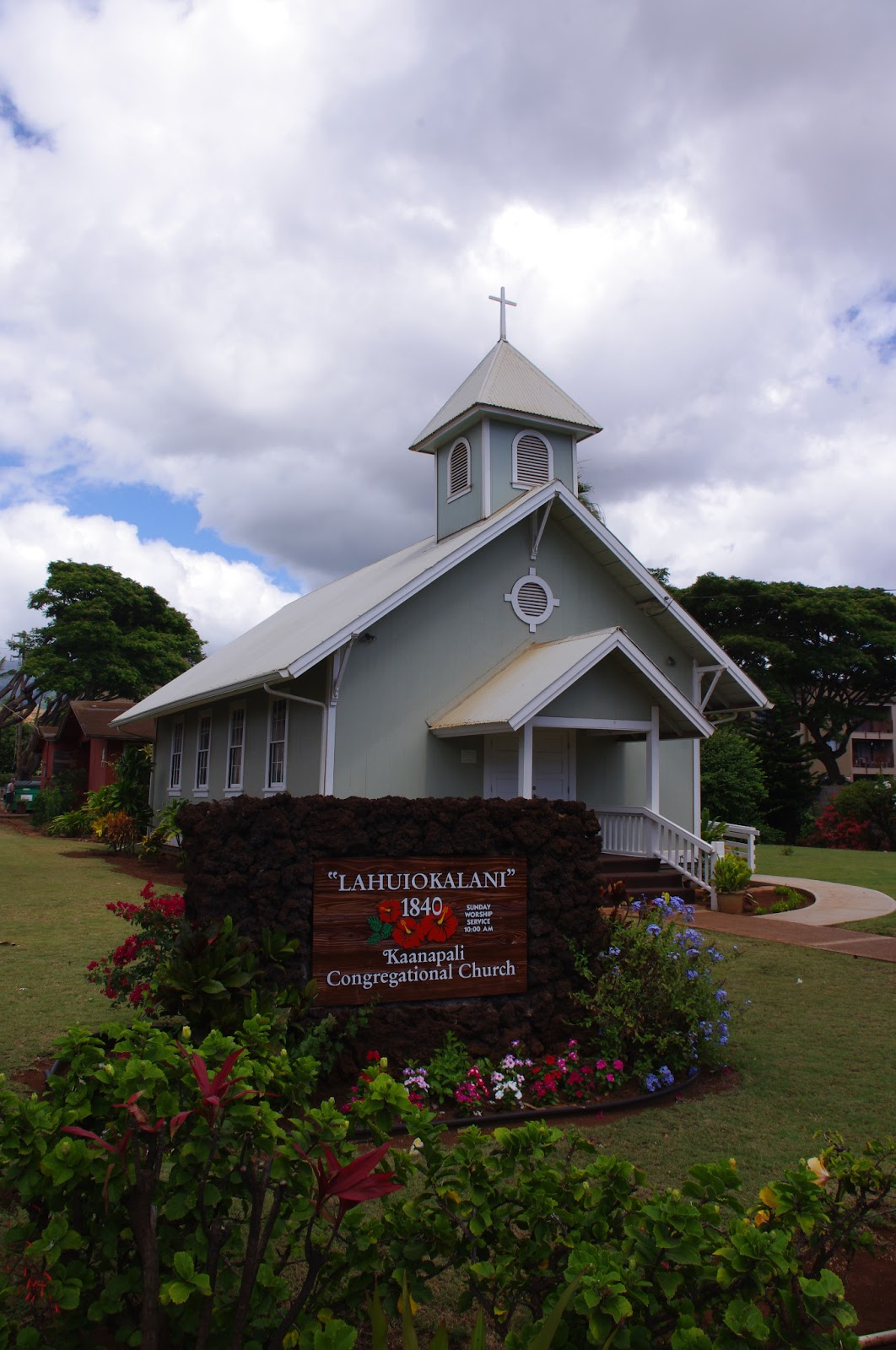 Lahuiokalani Kaanapali Congregational Church Maui Hawaii