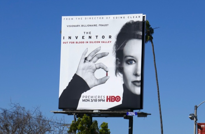 Inventor HBO documentary billboard