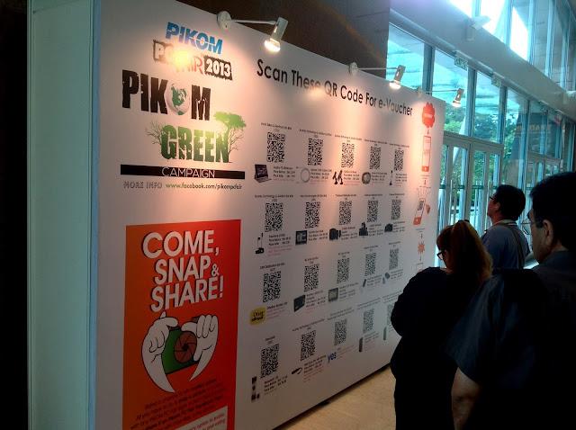 A Quick Run on Pikom PC Fair 2013 148