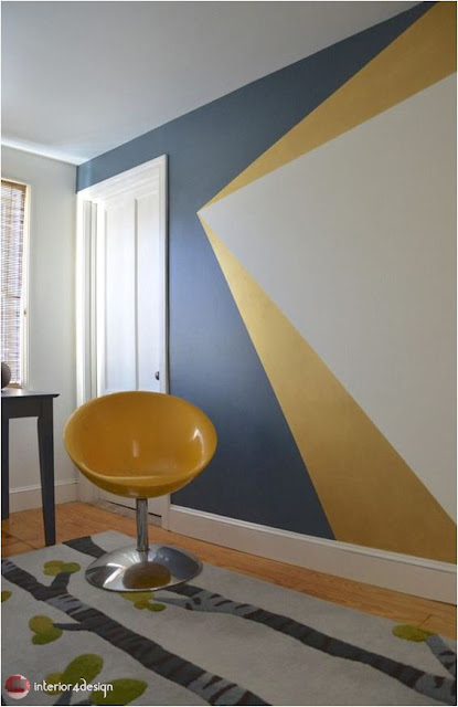 Painting Geometric Shapes 1