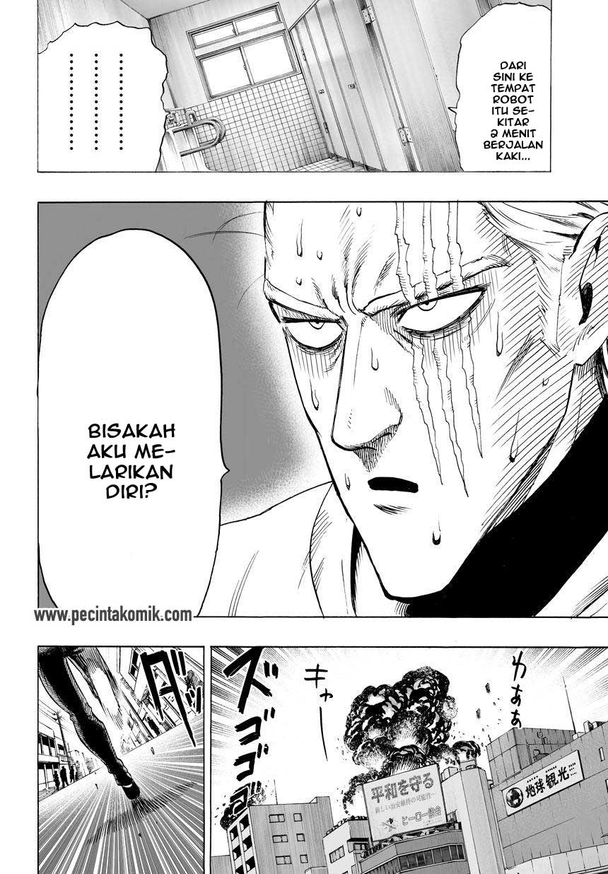 One Punch Man Chapter 51 Bahasa Indonesia