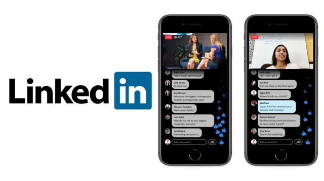 LinkedIn Live Is Coming