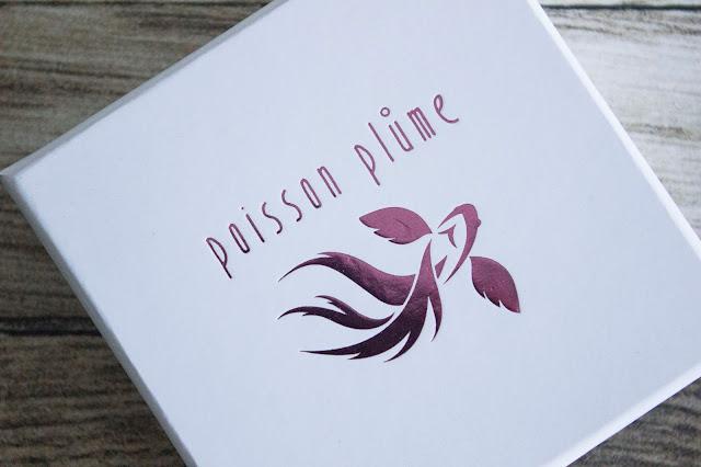 Bijoux Poisson Plume