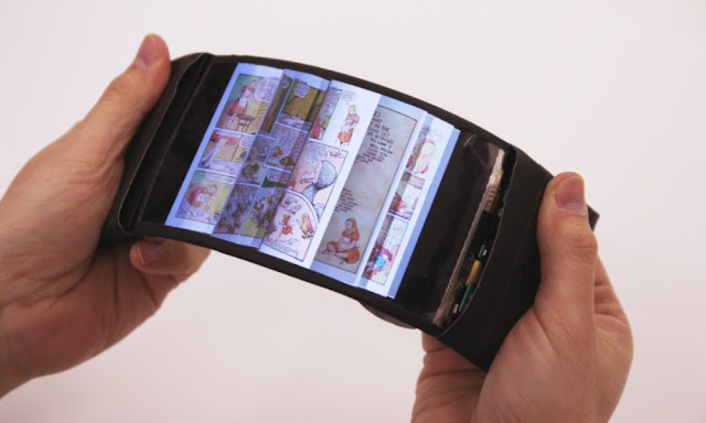 ReFlex flexible smartphone