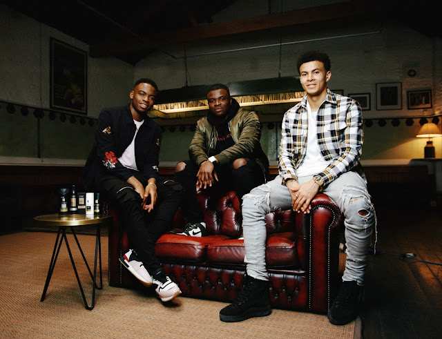 NOT3S, MICHAEL DAPAAH & DELE ALLI TRADE STORIES FOR LYNX GOLD
